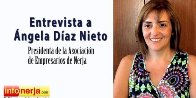 ¿Cuáles son los objetivos de la Asociación de Empresarios de Nerja?, entrevista a su presidenta