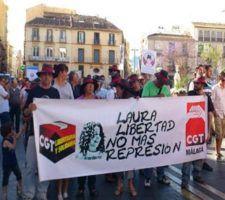 denuncia-cgt-libertad-laura-15m-malaga
