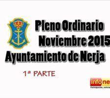 Pleno-Ordinario-Noviembre-2015-Ayuntamiento-de-Nerja-Infonerja-Parte-1