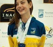 Lourdes Mª Herrero arrasa en el XXX Campeonato de Andalucía Infantil y Junior