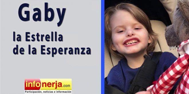 Ayuda a Gaby, la Estrella de la Esperanza. Entrevista.