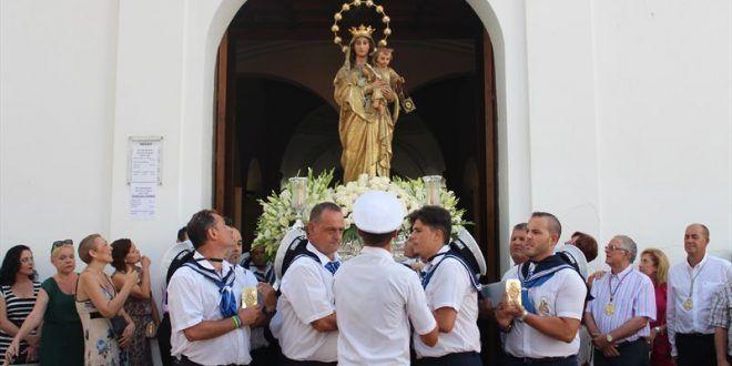 Virgen del Carmen 2017