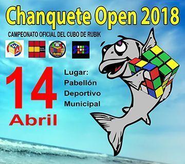 Abierto el plazo de inscripciones para el Chanquete Open 2018
