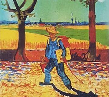 """Presentación del libro """"Un Van Gogh en su camino a Nerja"""""""