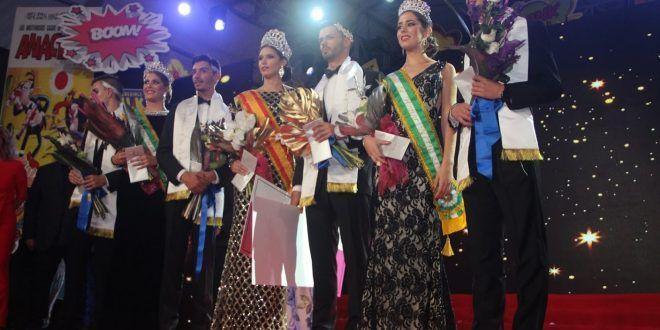 Elección Reina y Caballero Feria 2018
