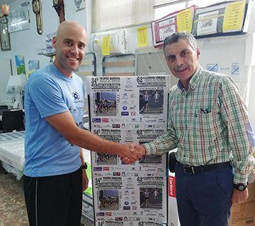 El CNA entrega 850 euros a la Fundación Josep Carreras