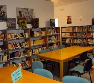 """Horario Biblioteca Pública Municipal """"Salvador Rueda"""""""