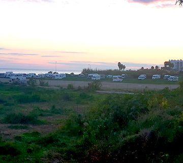 Nerja: paraiso de autocaravanas