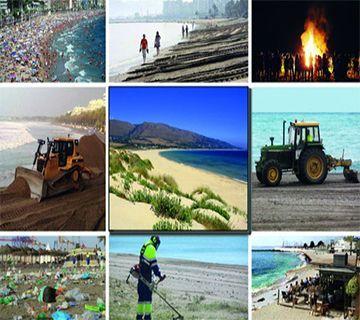 Presentación del estudio sobre la problemática del litoral de la Axarquía