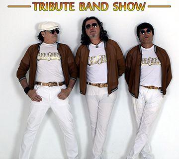 Tributo al trío británico Bee Gees