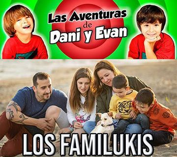III Encuentro de familias Youtubers