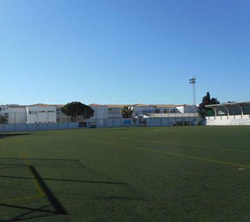 Sustitución del césped del Campo de Fútbol Municipal