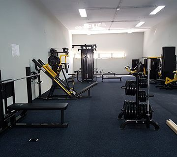 Se renueva el gimnasio de la Ciudad Deportiva