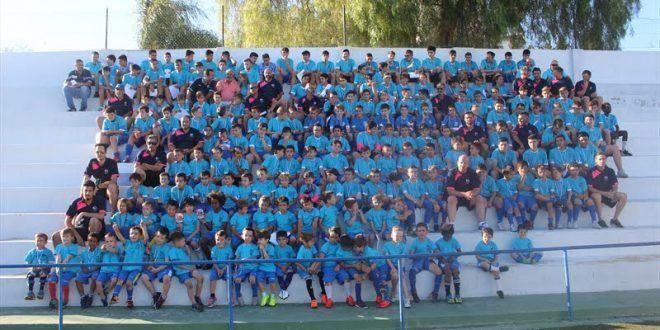 Fiesta fin de temporada Escuela Municipal de Fútbol 2019