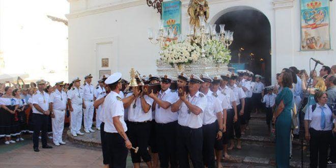 Virgen del Carmen 2019