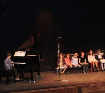 La Escuela de Música celebra la festividad de Santa Cecilia