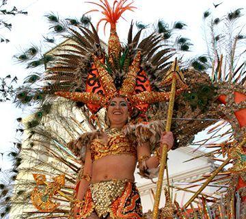 Se incrementa la dotación para premios de carnaval