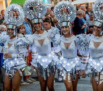 Programación del Carnaval para el sábado y domingo