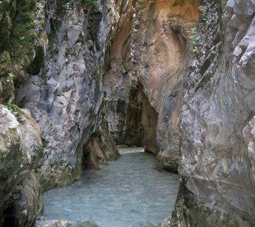Prohibido el uso recreativo del río Chíllar