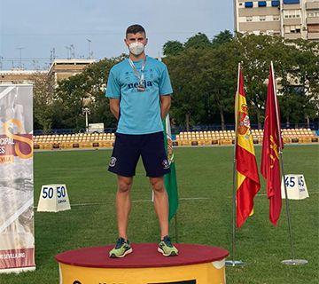 El CNA domina el medallero en Sevilla