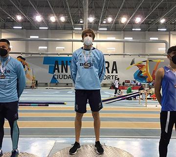 Diecisiete medallas para el CNA en el Campeonato de Andalucía Sub-18