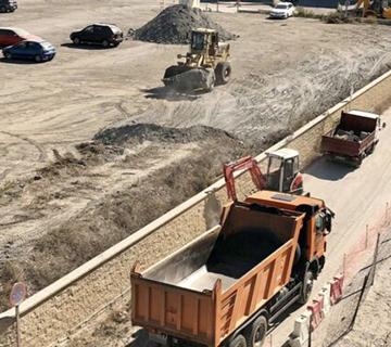Comienzan de las obras de urbanización del nuevo Centro de Salud